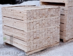 II sort pallet boards
