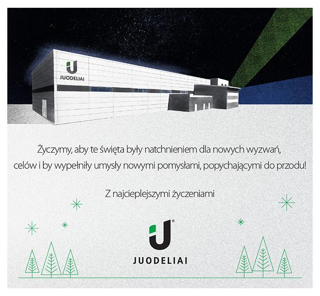 Spokojnych i ciepłych świąt!